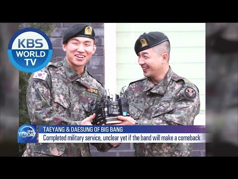 More BigBang Members Discharged / Cultural Insight And More [News Today / ENG / 2019.11.12]