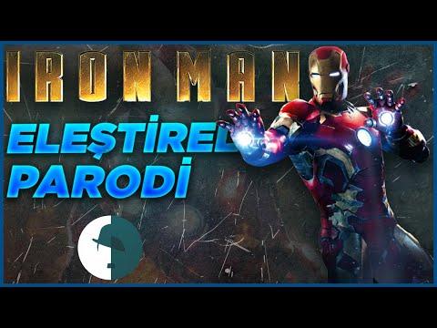 Iron Man - Premium Parodi