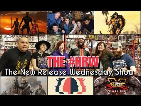 Annihilation! Metal Gear Survive! Game Night! Daddy's Home 2! New this week! #NRW!из YouTube · Длительность: 30 мин34 с
