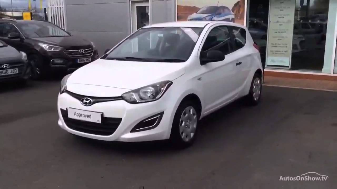 hyundai i20 classic white 2013 youtube. Black Bedroom Furniture Sets. Home Design Ideas