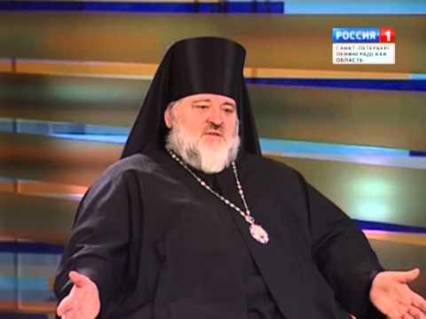 """видео: Программа """"Гражданское общество"""" от 13.04.2013 с участием епископа Кронштадтского Назария"""