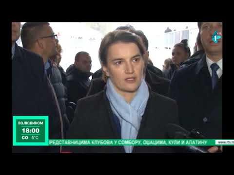 Brnabić: Sremska Mitrovica primer svim lokalnim samoupravama