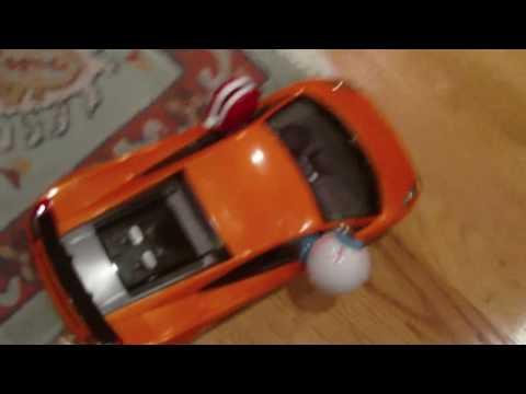 Eyeball Guy Lamborghini Adventures