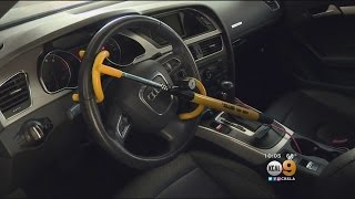 Police Say Car Thieves Targeting Vehicles With Key-Less Entry