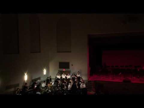 The Chicken - Streator Township High School Jazz Ensemble 2016