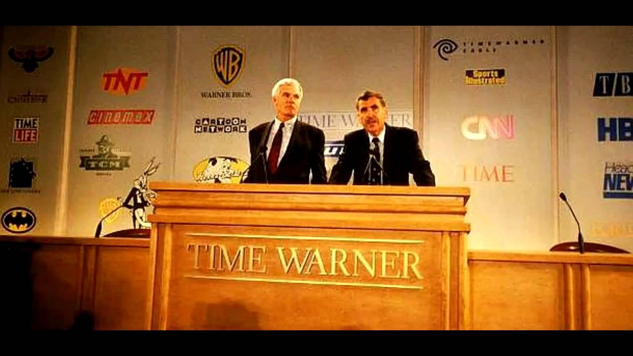 time warner turner merger 1996 youtube