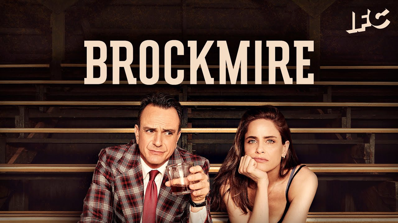 'Brockmire' Stars Amanda Peet, Hank Azaria Reflect on Series Finale and Onscreen Chemistry