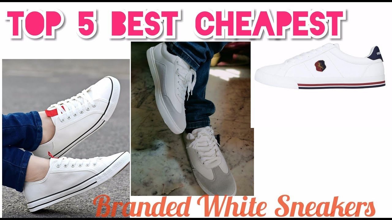 Top Branded White Shoes Under 1000