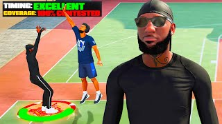 Can the BEST JUMPSHOT in NBA 2K20 make the LOWEST 3pt rated build SPLASH 3s?