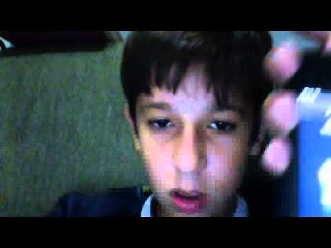 Vídeo da webcam de 19 de março de 2013 21:30