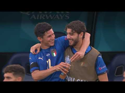 Italy Wales Goals And Highlights