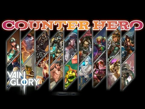 Counter All Hero Vainglory