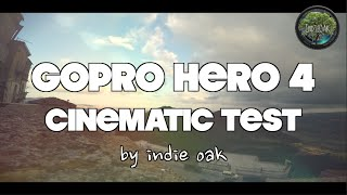 GoPro Hero 4 Cinematic - Color Grading Test