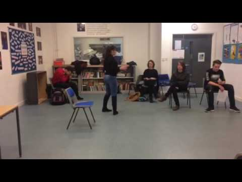 Greek Classical Monologue (Women of Troy) run-through