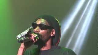 Snoop Lion La La La Live Montreal 2012 HD 1080P