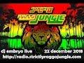 DJ Embryo - (2018-12-22) Live On Strictly Ragga Jungle Radio #6