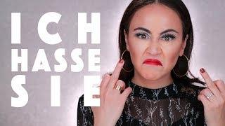 Full Face Makeup mit Produkten die Ich HASSE und NIE wieder kaufen würde | Hatice Schmidt