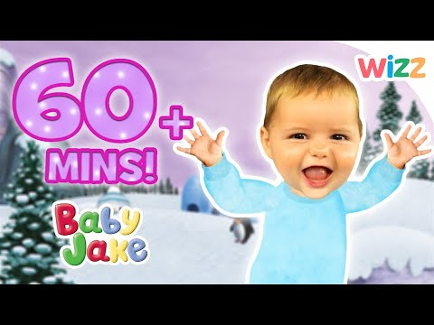 Baby Jake - It's Time For an Adventure!   Bouncing & Sliding