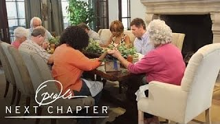 Oprah and Gayle King sit down to brunch with Paula Deen and her fam...