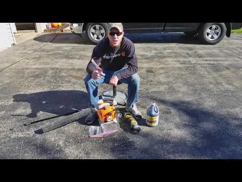 DIY Asphalt Crack Filling Best Method How To