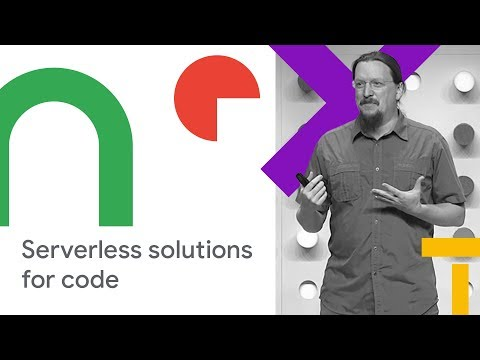 Where Should I Run My Code? Serverless, Containers, VMs and More (Cloud Next '18)
