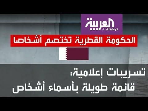 قطر تشكو إلى أميركا مغردين من الدول المقاطعة  - نشر قبل 18 دقيقة