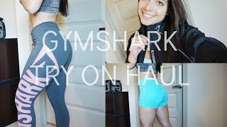 GYMSHARK // Try on haul: sizing, fit, and more