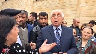 DEPUTATA ŞƏHİD YAXININDAN ŞİLLƏ KİMİ CAVAB - MAKSİMUM BƏYƏN