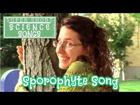 """Sporophyte Song (a Botany """"Fight Song"""" Parody)"""