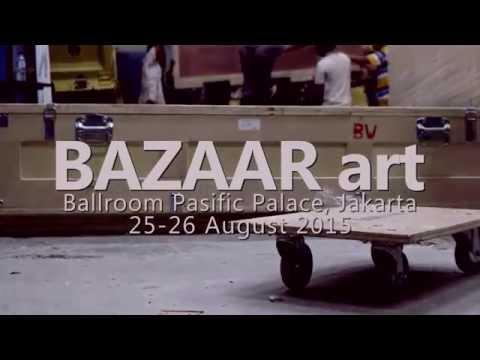 DISPLAY BAZAAR ART Jakarta 2015