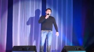 Мурат Тхагалегов - Едем, едем на дискотеку    г.Юрюзань  3.02.2016