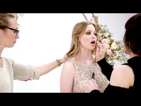 Jana Sofia Bridal Ecommerce BTS Shoot
