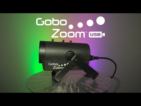 Gobo Zoom USB by CHAUVET DJ