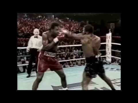 Mike Tyson vs Tony Tucker Highlights