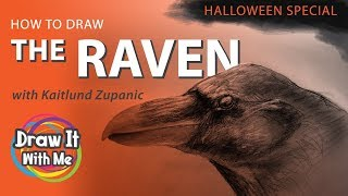 How to Draw the Raven