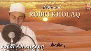 Cover sholawat Robbi kholaq