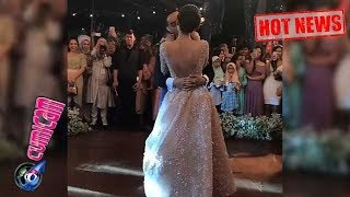 Hot News! Jeje Dan Syahnaz Ciuman Bibir Usai Berdansa - Cumicam 22 April 2018