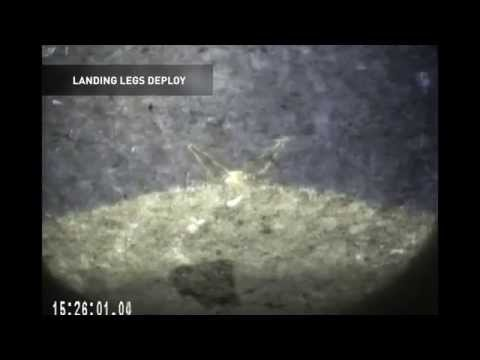 """SpaceX Falcon 9 Booster """"Lands"""" in Ocean 
