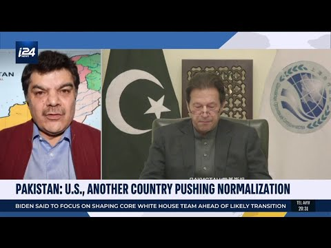 Pressure on Pakistan to Recognize Israel, Journalist Mubasher Lucman Discusses