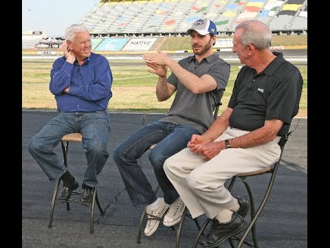 Ken Squire sits down with Jimmie Johnson, Junior Johnson, and Ned Jarrett