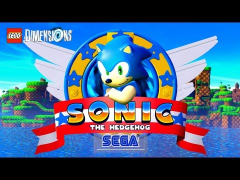 LEGO Dimensions: Sonic the Hedgehog [Level Pack] - PS4