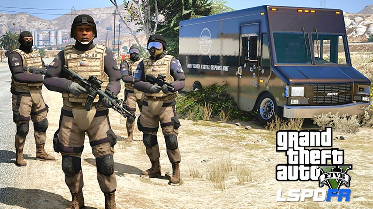 LSPDFR #496 SHERIFF SWAT !! (GTA 5 REAL LIFE POLICE PC MOD) Memorial Day  Weekend 2017