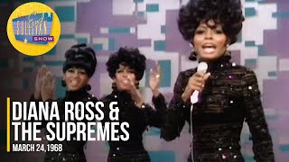 """Diana Ross & The Supremes """"Forever Came Today"""" on The Ed Sullivan Show"""
