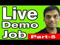 Work online & start earning part 5 || How to add different page no in MS word || Data entry