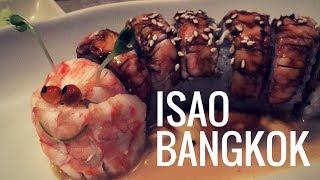 ISAO - один из лучших ресторанов японской кухни в Бангкоке || Где покушать в Таиланде
