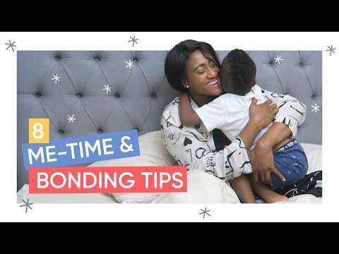AD | 8 Tips For Bonding With Your Bump, Baby & Body with Palmer's