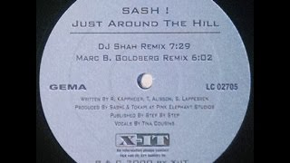 {Vinyl} Sash ! - Just Around The Hill (Marc B. Goldberg Remix)