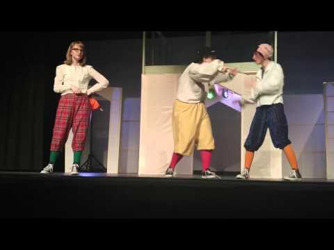 The Complete Works of William Shakespeare Unabridged, Vines High School Theatre
