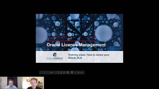 How to renew your Oracle ULA