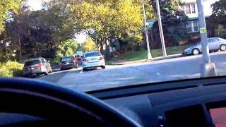 Riding With The Motorola Photon 4G (Video Camera Test) Daytime